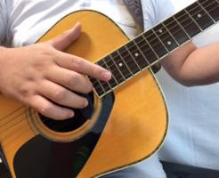 ギターアルペジオ奏法 右手の構え方
